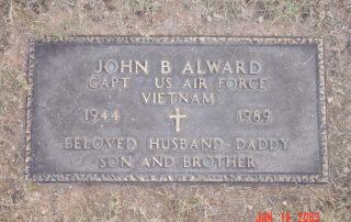 JB grave